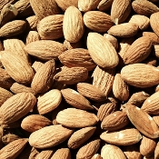 30 lb Box of Unpasteurized Raw Organic Almonds ($8.00/lb)